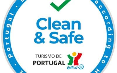 CLEAN & SAFE – TURISMO de PORTUGAL